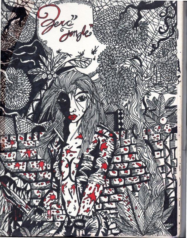 zero jungle vol 2 cover