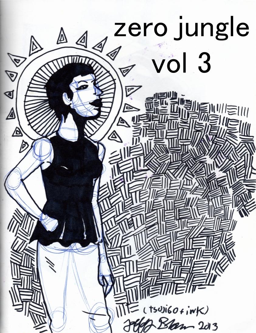 zero jungle vol 3 cover